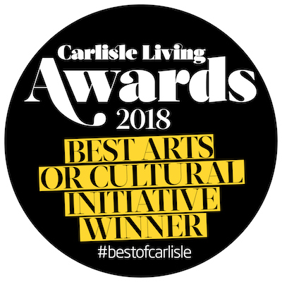 Carlisle Living Awards 2018 Arts Initiative winner