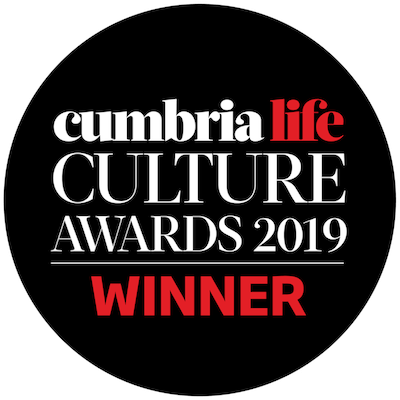 Cumbria Life Culture Awards 2019 Winner