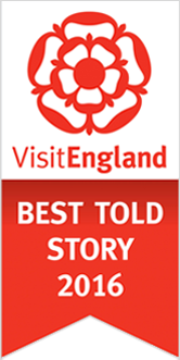 Visit England Best Told Story 2016