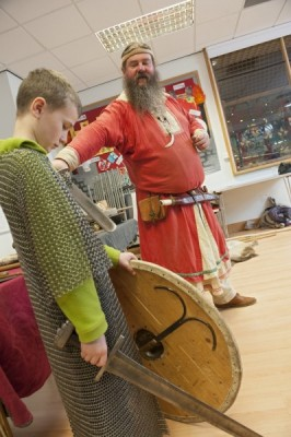 Family Friendly workshop - Vikings