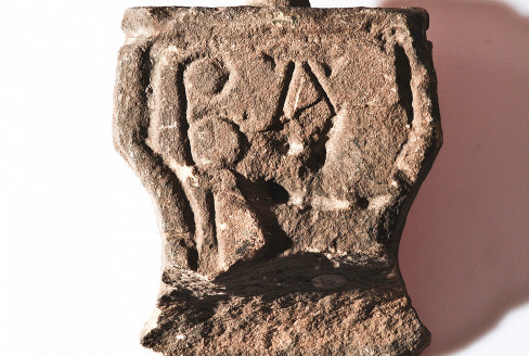 Image of Anglo Saxon Cross