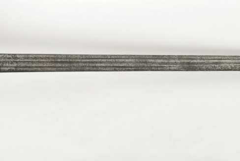 Image of Basket Hilted Sword
